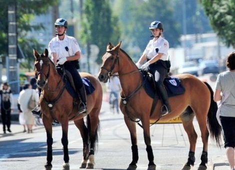 PN brigade equestre